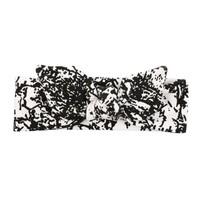 UL&KA - Haarband - Black painted