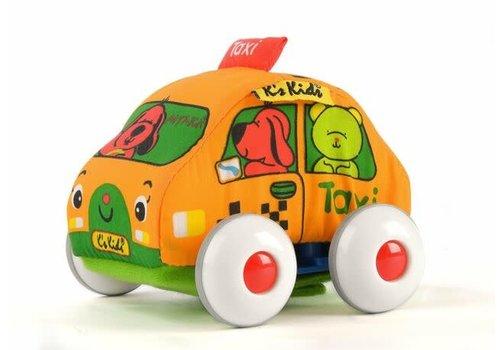 Kkids GEBOORTELIJST - K's Kids Pull Back Taxi