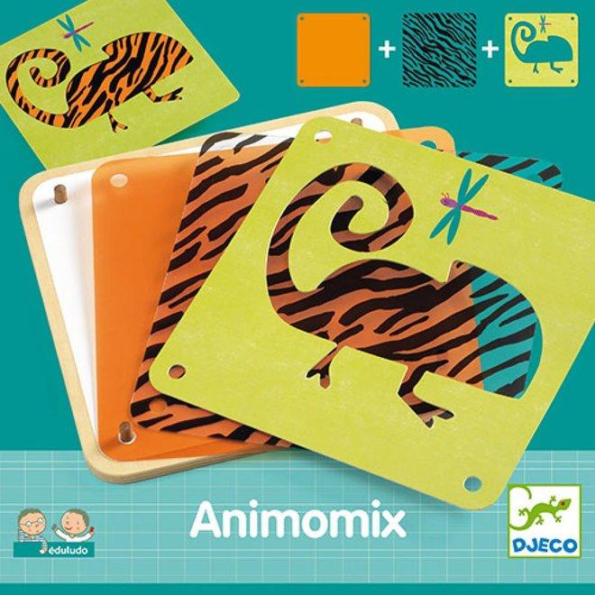 DJECO - Educatief - Animomix 3+