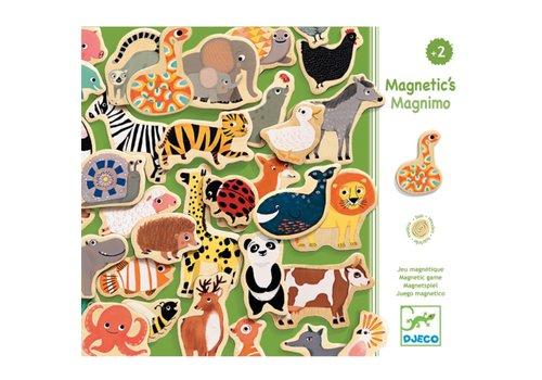 Djeco DJECO -Magneten - Magnimo 2+