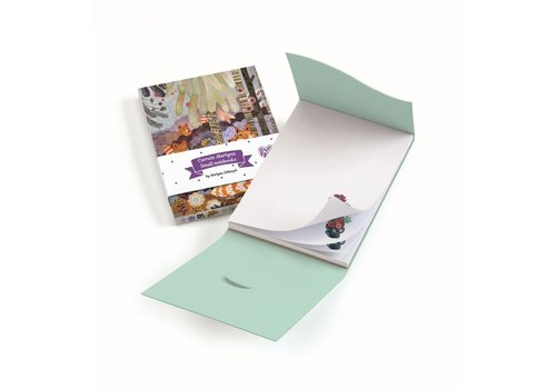 DJECO - Coffret paperie - notepads Martyna