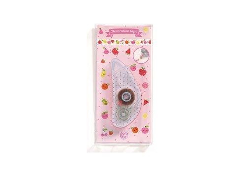 DJECO - Masking tape - Fruit