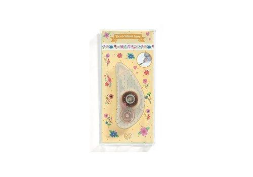 Djeco DJECO - Masking tape - Bloemen