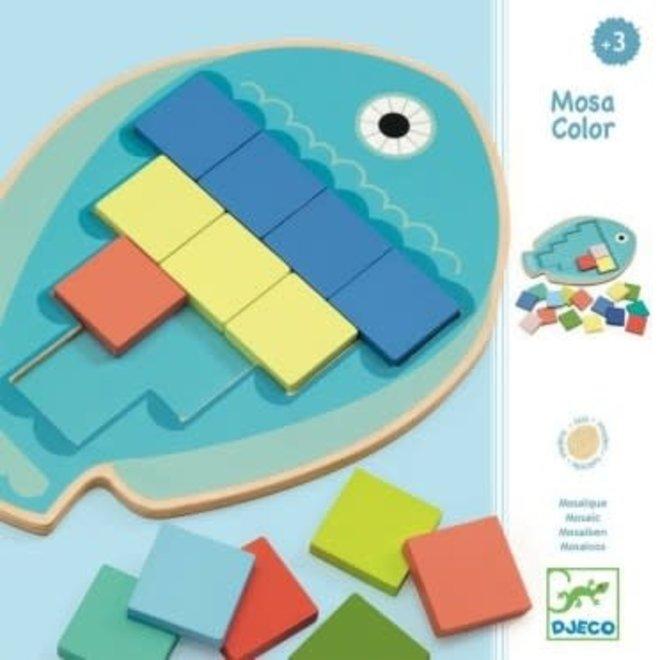 DJECO - Educatief - Mosa Color 3+
