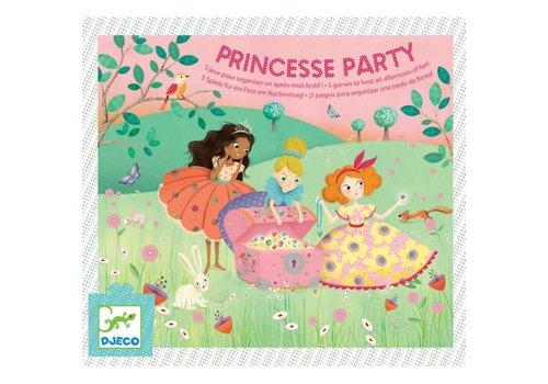 DJECO - Birthday Game - Princesse Party