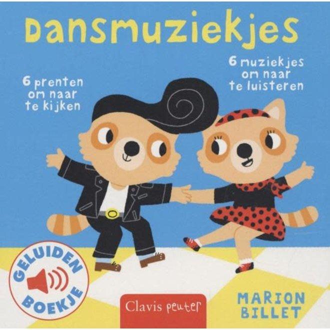 CLAVIS - Geluidenboek - Dansmuziekjes