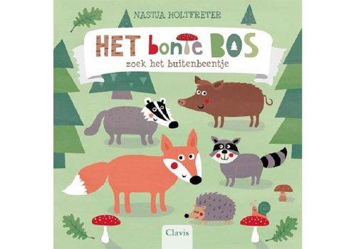 CLAVIS - Kijk - & Zoekboek - Het Bonte Bos