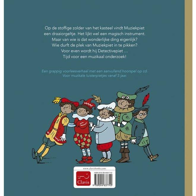 CLAVIS - Luisterverhaal - Sinterklaas en het geheimzinnige orgeltje