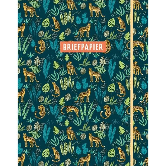 DELTAS - Briefpapier - Jungle Green