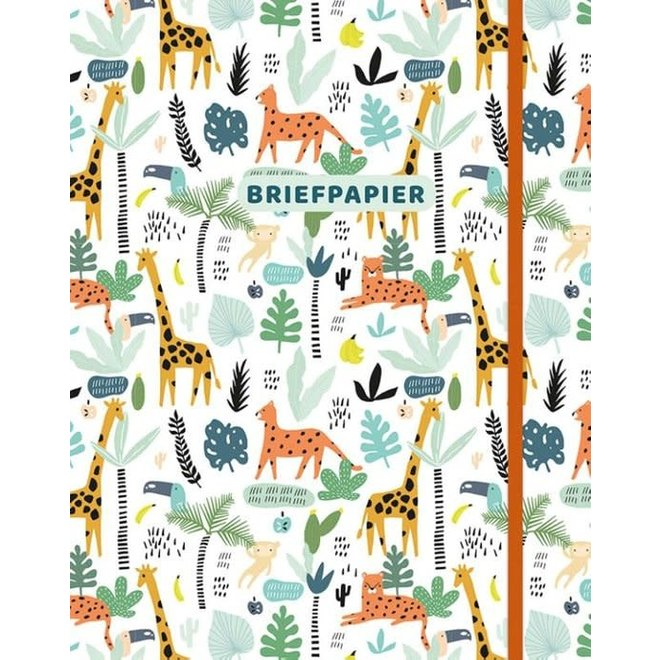 DELTAS - Briefpapier - Safari