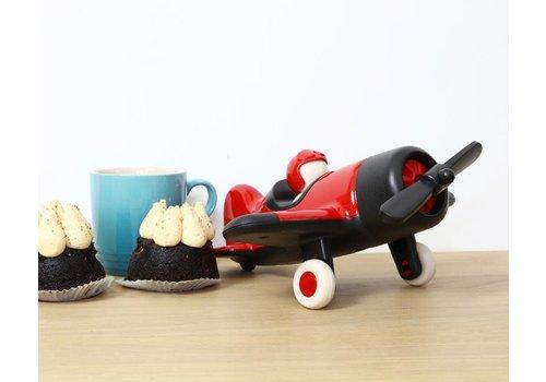 Playforever PLAYFOREVER - Mimmo Aeroplane Red - Wordt Verwacht!