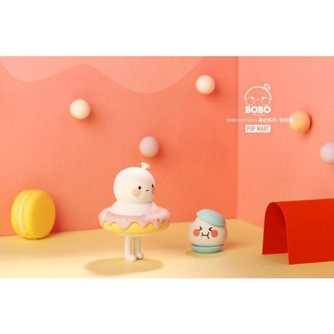 POP MART - POP ART - Bobo&Coco