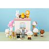 Pop Mart POP MART - POP ART - Fluffy House Serie 1