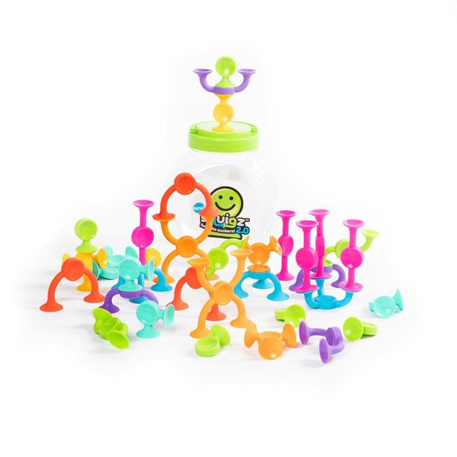 FAT BRAIN TOYS - Squigz - Starters set 2.0