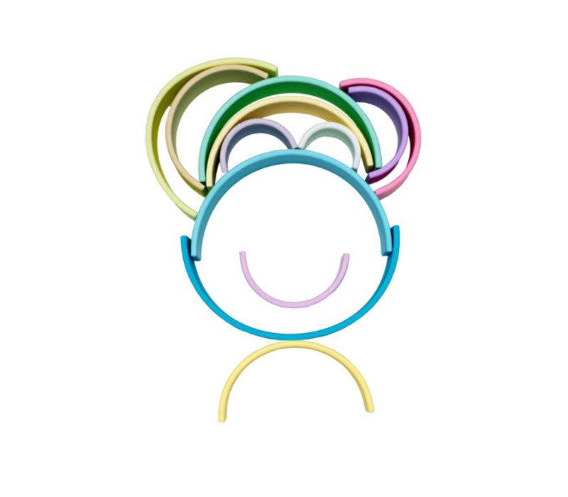 DENA - Rainbow XL - Pastel