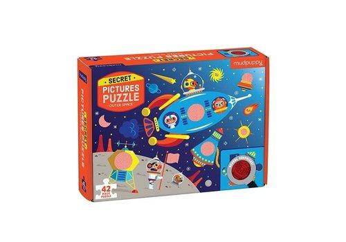 Mudpuppy MUDPUPPY - Picture Puzzel - Outer Space