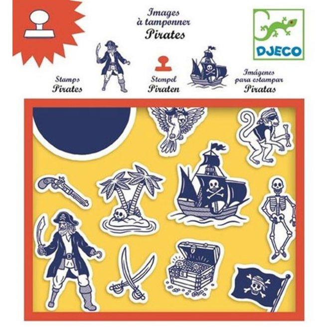 DJECO - Stempels - Piraten 4+
