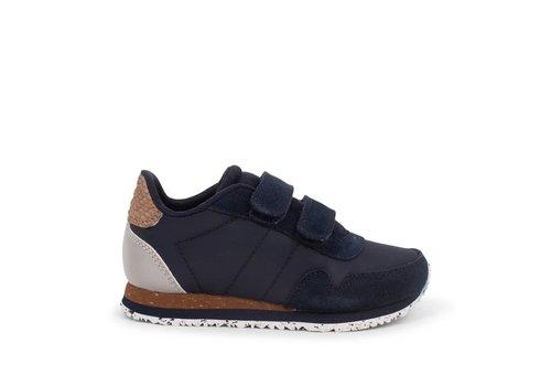 Woden Woden - Sneakers - Nor Suede Navy