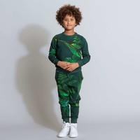 SNURK - Sweater - Green Forest
