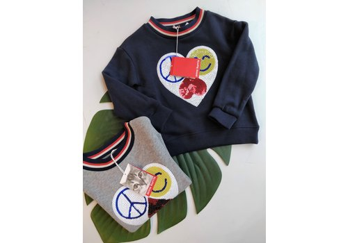 OUTLET - ANNE KURRIS - Sweater INDI - Maat 104/116/128