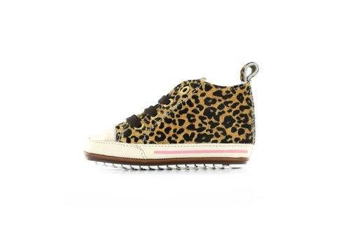 SHOESME - Baby-Proof Leopardo
