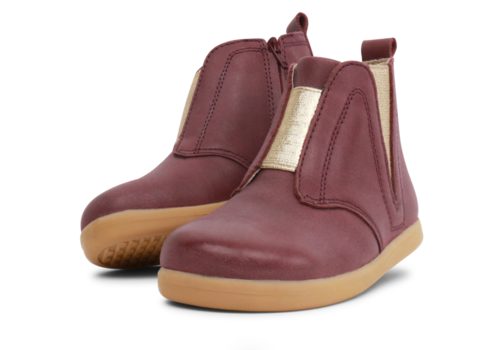 BOBUX BOBUX - Boots - Signet Plum