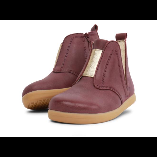 BOBUX - Boots - Signet Plum