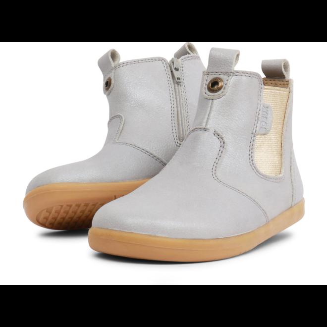 BOBUX - Boots - Jodhpur I-walk Silver Shimmer