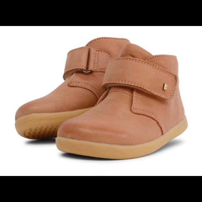 BOBUX - Velcroschoen - Desert Step-up Caramel
