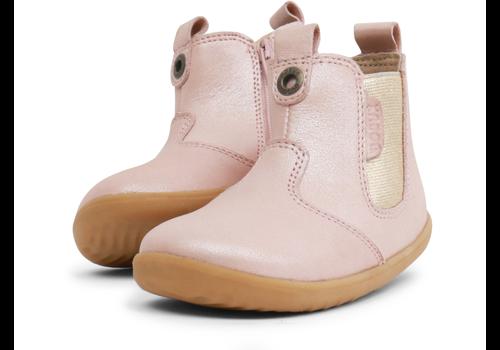 BOBUX BOBUX - Boots - Jodhpur I-Walk Blush Shimmer