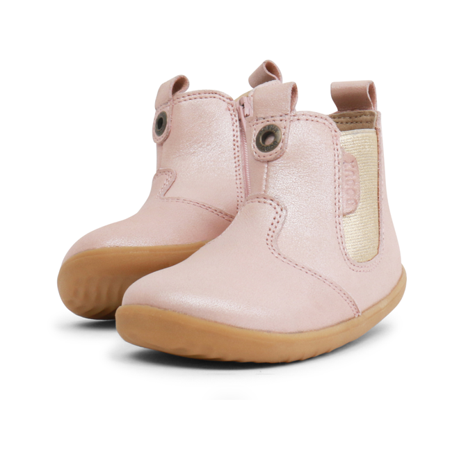 BOBUX - Boots - Jodhpur I-Walk Blush Shimmer