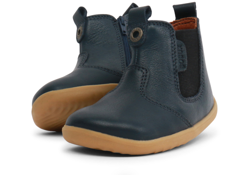 BOBUX BOBUX - Boots - Jodhpur Step Up Navy