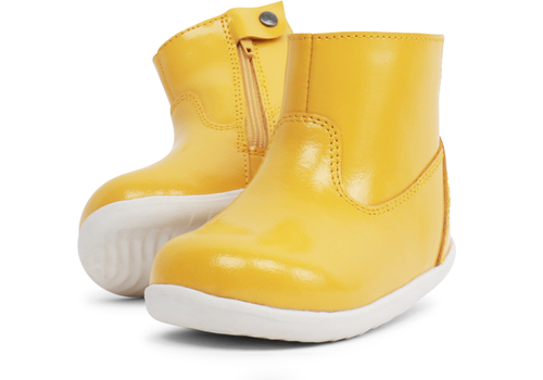 BOBUX BOBUX - Boots - Paddington Yellow