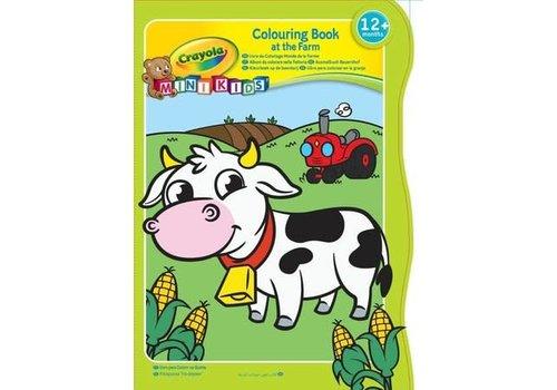Crayola CRAYOLA - Mini Kids - Kleurboek ( 3 verschillende)