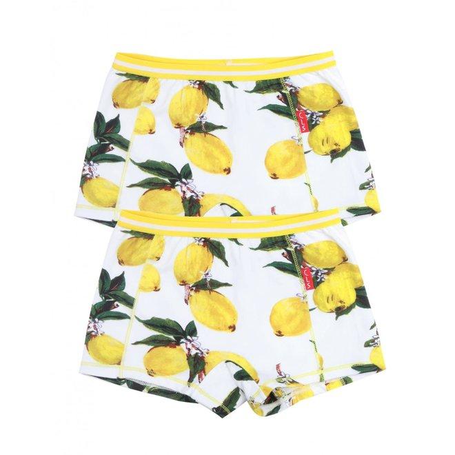 Claesen's - Boxer 2stuks - Lemon