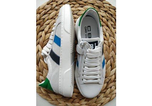 CIAO - Sneakers - Wit met streep