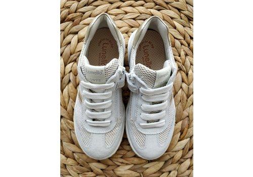 Lunella LUNELLA - Sneaker - SCARPE BIanco/Platino