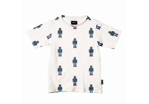 SNURK Snurk - T-shirt - Robot