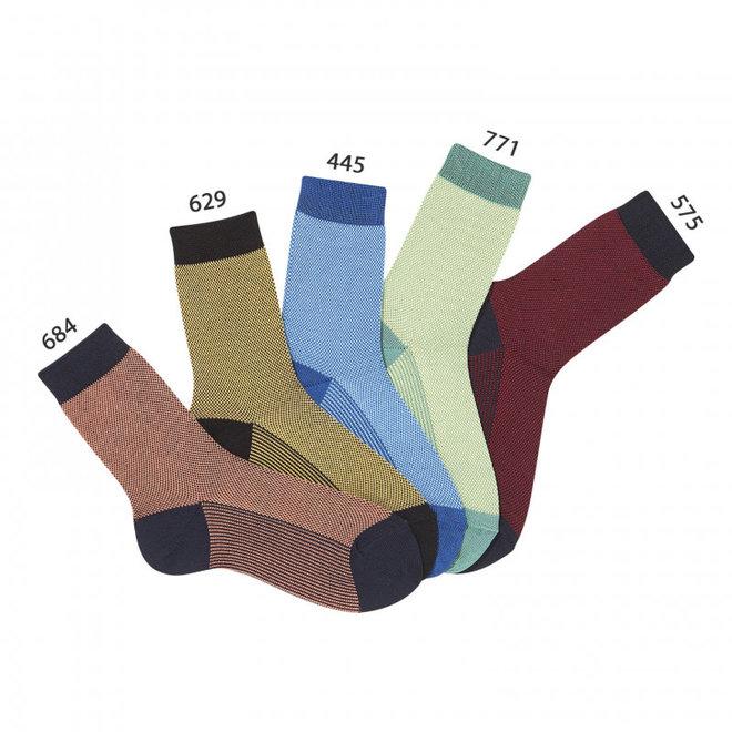 CONDOR - Korte Sokken Multicolor - Verschillende kleuren