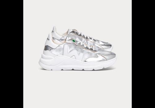 Womsh WOMSH - Sneaker - Vegan Wave Silver