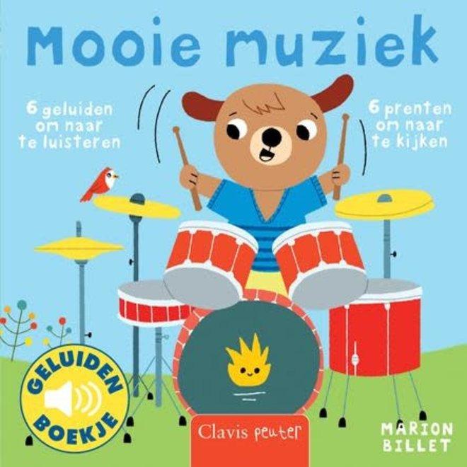 CLAVIS - Geluidenboek -  Mooie Muziek +12m