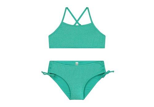 SHIWI - Bikini -  Bronze Aqua Green