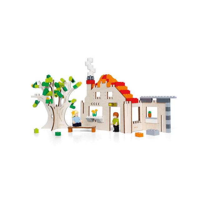 BRIKKON - Creatief met Lego - Huis