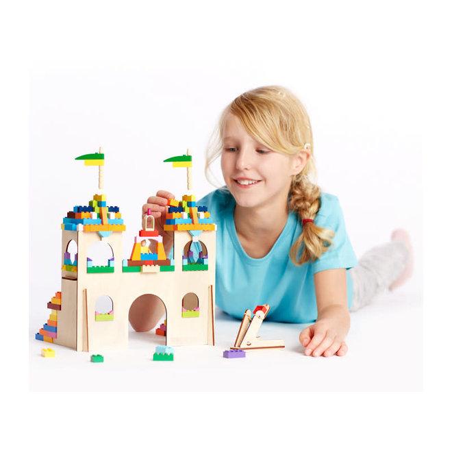 BRIKKON - Creatief met Lego - Kasteel