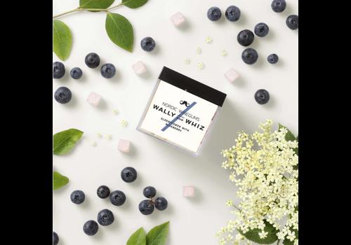 WallyandWhiz WALLY&WHIZ - Nordic Gourmet Vegan Gummies - Elderflower w. Blueberry