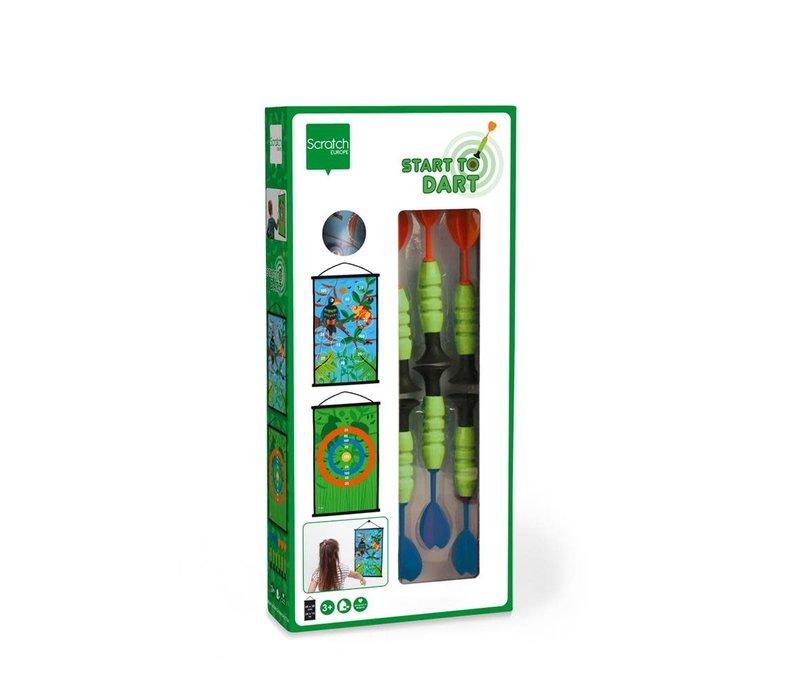SCRATCH - Start Tot Darts - Toekan Jungle