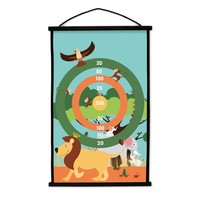 SCRATCH - Start Tot Darts - Safari