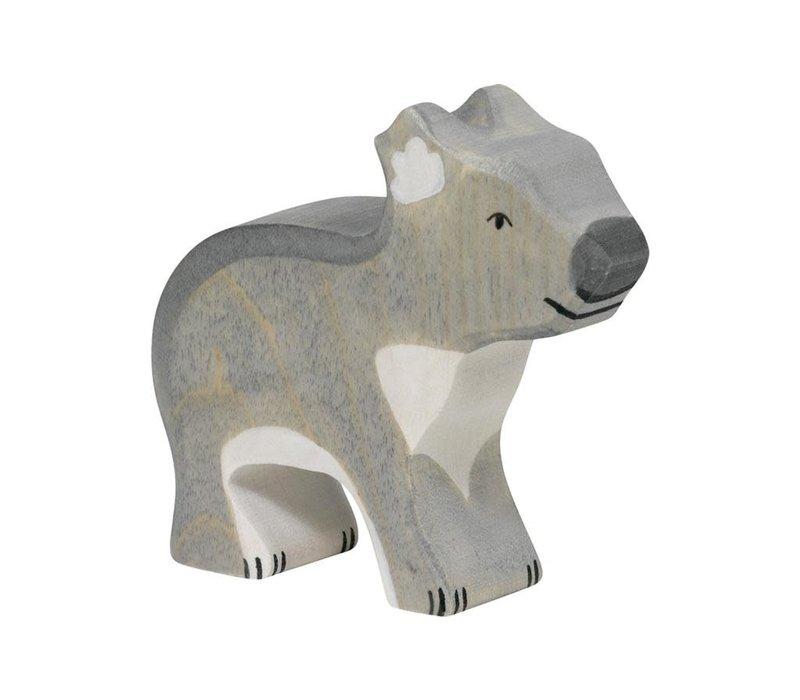HOLZTIGER Wildernis - Koala 7x2x7cm