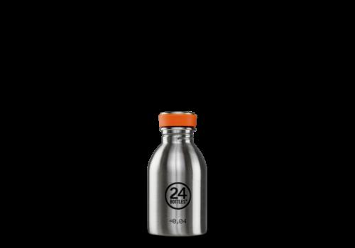 24°Bottles 24°BOTTLES - Urban Bottle - Steel 250ml