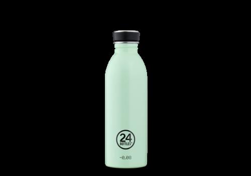 24°Bottles 24°BOTTLES - Urban Bottle - Aqua Green 500ml